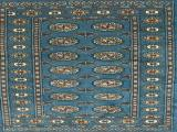 Hand Knotted Mori Bokhara Carpet 1